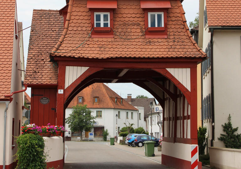 Gemeinde Muhr a. See Muhr a. See