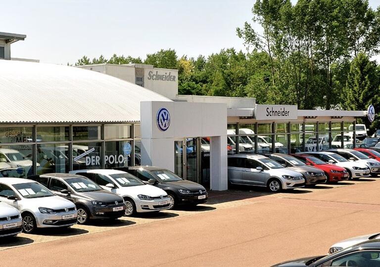 Autohaus Schneider Helbra & Eisleben Helbra