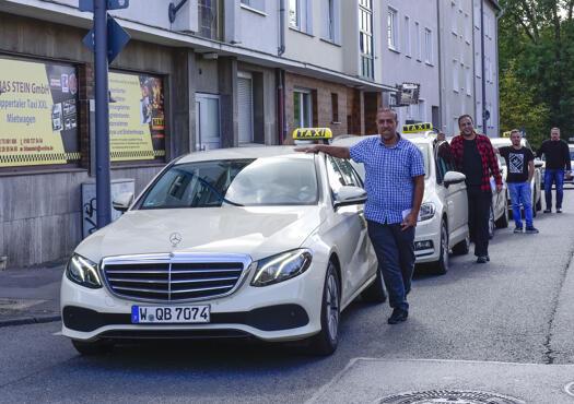 Taxi Wuppertal XXL