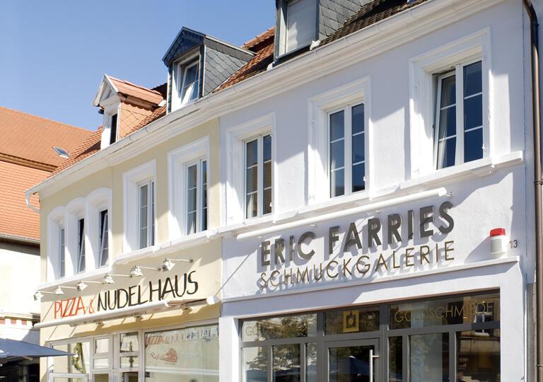 Eric Farries Schmuckgalerie Homburg