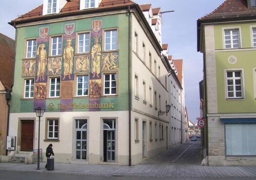 Raiffeisenbanken in Altmühlfranken