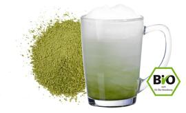 Matcha-Tee Grüner Tee Pure Tea