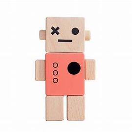 Babyspielwaren Holzbausteine Spielzeuge Briki vroom vroom