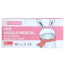Masques pour PPC Hygiène personnelle Hydromed