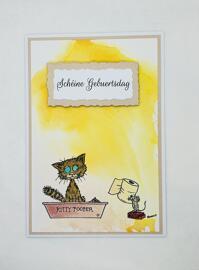 Grußkarten Tiere & Tierbedarf