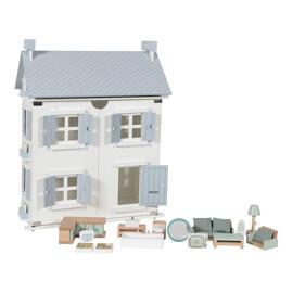 Maisons de poupées Jouets Jouets en bois Poupées, coffrets et figurines Little Dutch