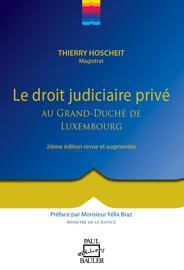 Rechtsbücher Thierry Hoscheit