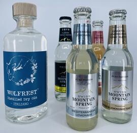 Gin WOLFREST GIN