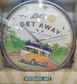 Wanddekoration Nostalgic Art