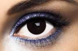 Articles de fête Kits d'articles de fête Costumes et maquillage de scène Lentilles de contact Fashion lentilles