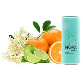 Sportgetränke & Energy Drinks Nova Organic Energy