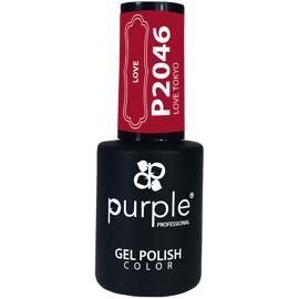 Vernis à ongles purple