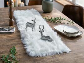 Chemins de table Décorations de Noël et saisonnières