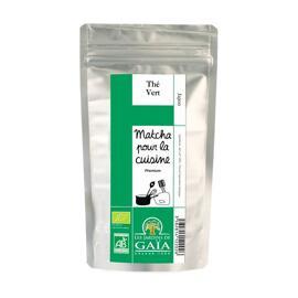 Matcha-Tee Grüner Tee Jardins de Gaia