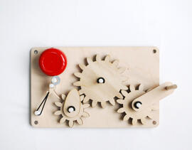 Kunsthandwerk & Hobby Spielzeuge Holzbausteine KOA KOA