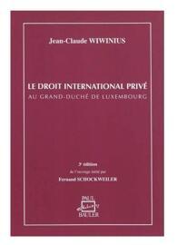 Rechtsbücher Jean-Claude Wiwinius