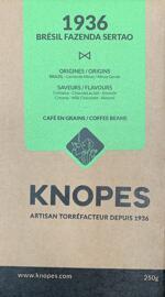 Café KNOPES, Artisan Torréfacteur depuis 1936