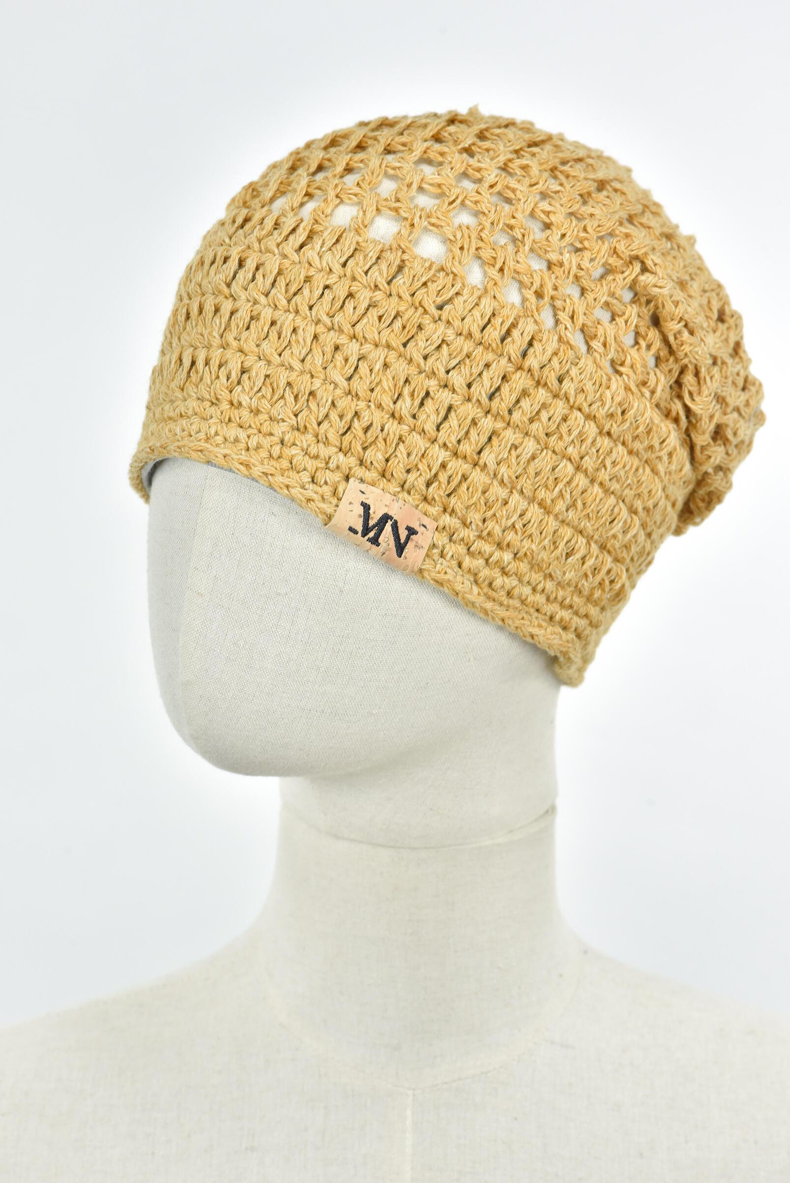Bonnet Long MN - Moutard
