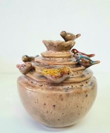 Pots décoratifs Villa Pottery