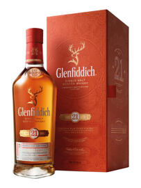 Whiskey WHISKY Glenfiddich