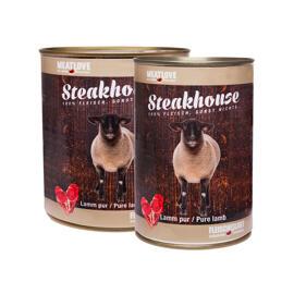 Nourriture humide Meatlove Fleischeslust