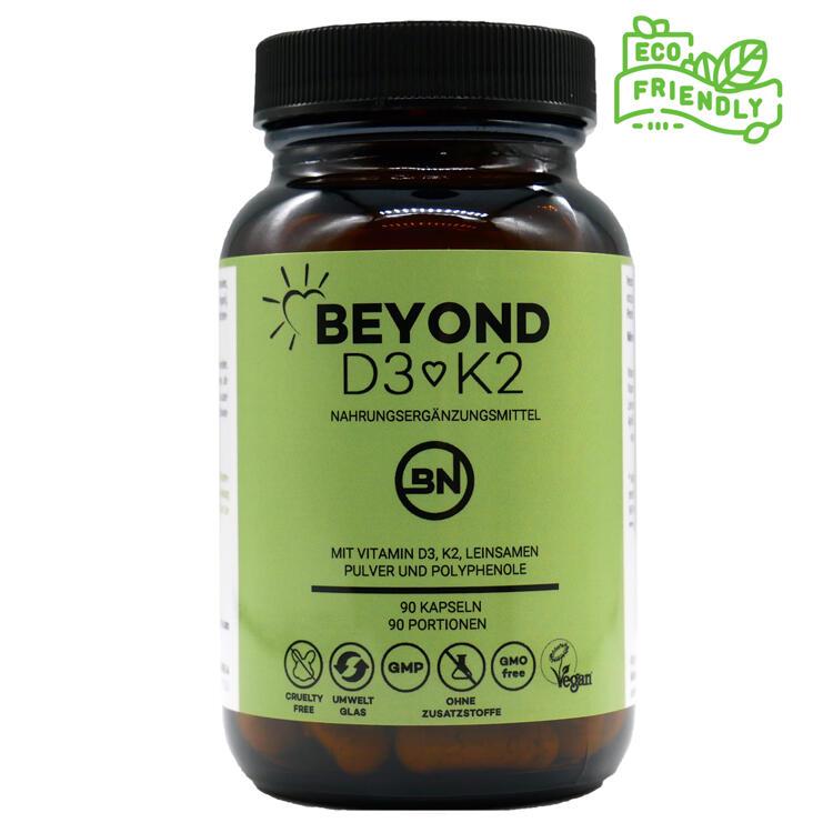 Beyond Vitamin D3+K2