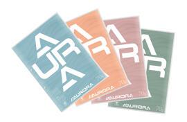 Carnets et bloc-notes Aurora