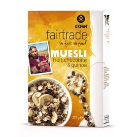 Frühstücksflocken & Müsli Oxfam