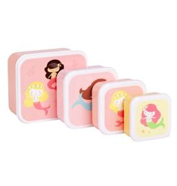 Brotdosen & -taschen Stillen & Füttern Kecksdosen & -behälter A Little Lovely Company