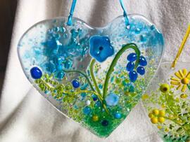 Dekoration Glassbykarin