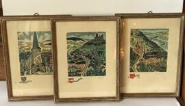 Luxemburgische Künstler Émile Probst