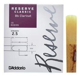 Klarinettenblätter D'Addario