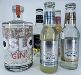 Gin NORDIC GIN HOUSSE
