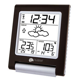 Dispositifs de prévisions météorologiques et stations météo La Crosse