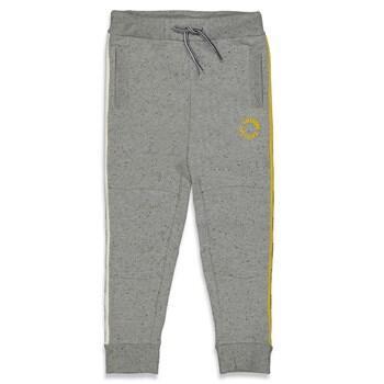 Pantalon de jogging gris chiné du 92 au 140 cm STURDY