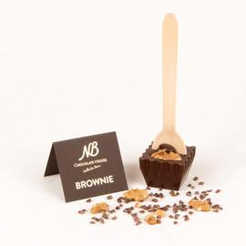 Cuillère chocolat chaud Bonbons et chocolat Chocolate House Nathalie Bonn