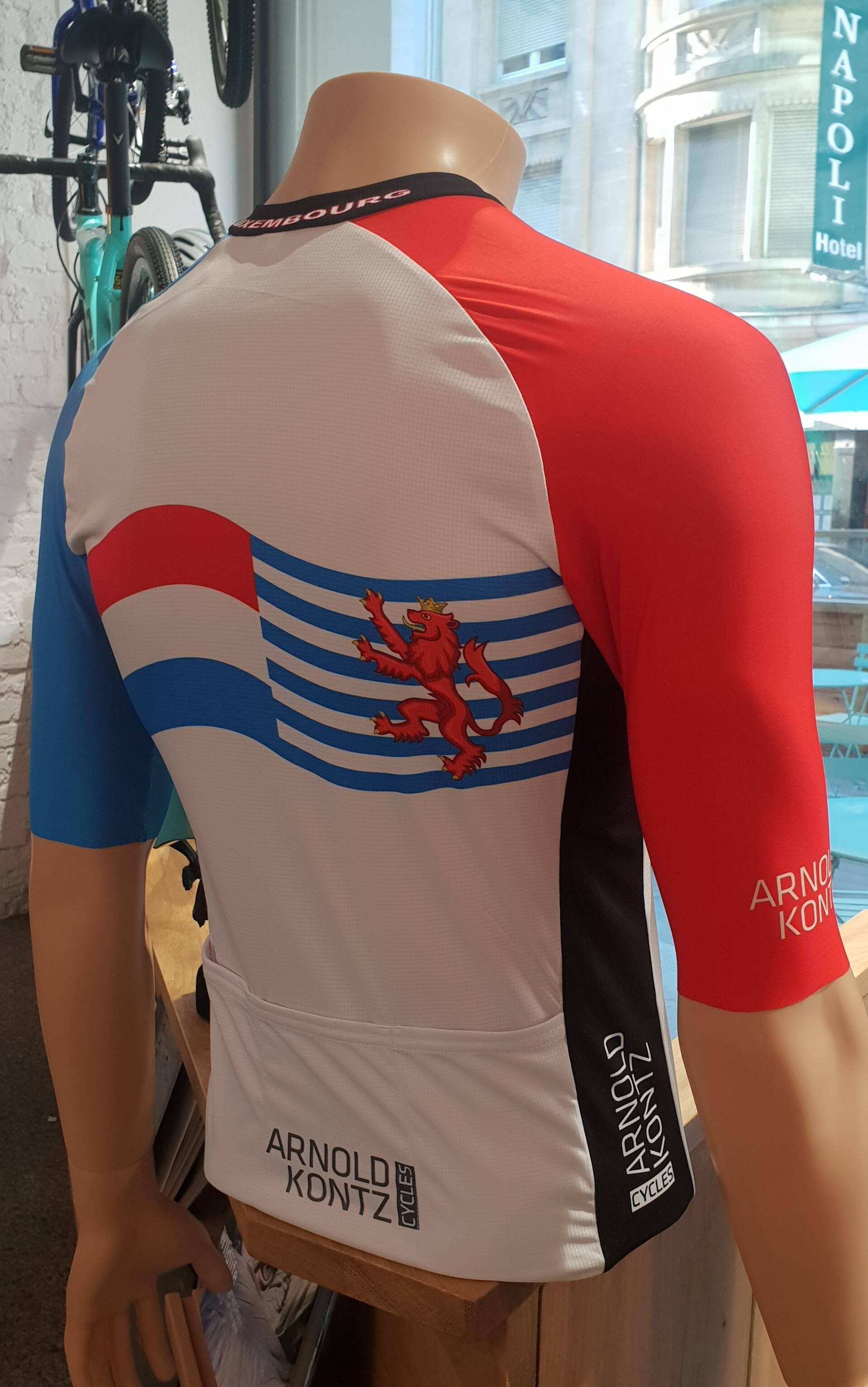 TRICOT LUXEMBOUR ARNOLD KONTZ CYCLES