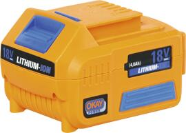 Piles et batteries multiusages OKAY