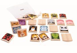 Cartes mémoire pédagogiques Jeux et jouets Jouets éducatifs Jouets PlanToys