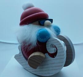 Présentoirs et supports pour décorations de Noël Décorations de Noël Seiffener Volkskunst