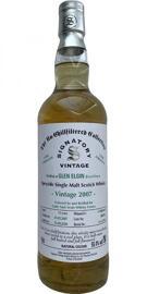 Whisky WHISKY Glen Elgin
