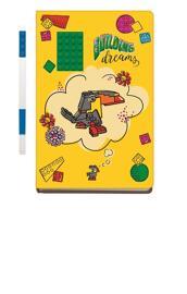 Carnets et bloc-notes LEGO®