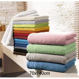 Serviettes de bain et gants de toilette