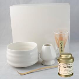 Matcha-Tee Tee-Geschenke Grüner Tee Dudetown Tea