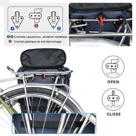 Fahrradtaschen & -koffer Fahrradbekleidung & Zubehör RH - Rhinowalk