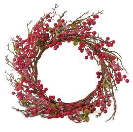 Décorations de Noël et saisonnières Couronnes et guirlandes Loberon