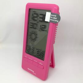Dispositifs de prévisions météorologiques et stations météo Techno Line