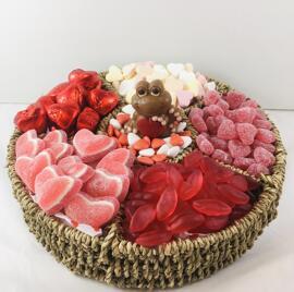 Süßigkeiten & Schokolade Delikatessen Präsentkörbe Letzshop FÊTE DES MÈRES