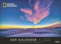 Le Calendrier - Best of National Geographic 2022 Dimensions (L/H) : 68 x 49 cm, Calendrier photo