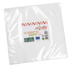 Papierservietten Küchenrollen & Papierhandtücher Ah! Table!